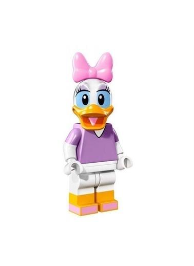 Lego Lego Minifigür - Disney Seri - 71012 - Daisy Renkli